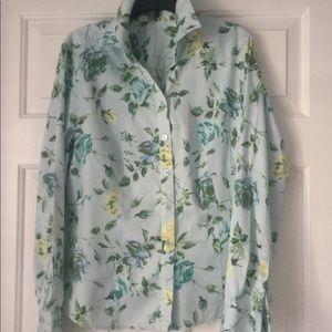 Ann Taylor women's blouse Size 10